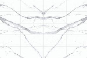 Calacatta Fliesen Design Art Pk02 Motivbeispiel